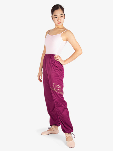 Womens Heat Retention Warm-up Pants - Style No 0405PT