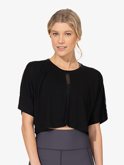 Balanced Crop Top - Style No 30491390x