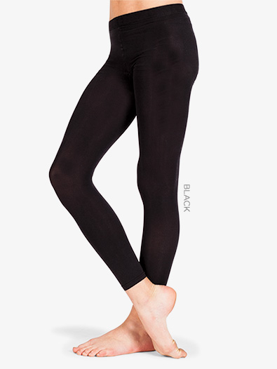 Adult Ultrasoft Footless Tights - Style No 711