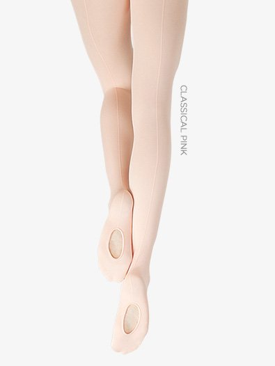 Adult Seamed Professional Mesh Transition Tights - Style No 9
