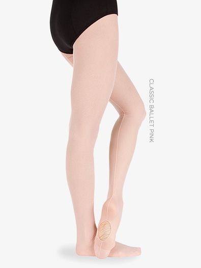 Adult Convertible Seamed Mesh Tights - Style No A46