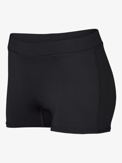 Womens Low Rise Dance Shorts - Style No AUG1232E