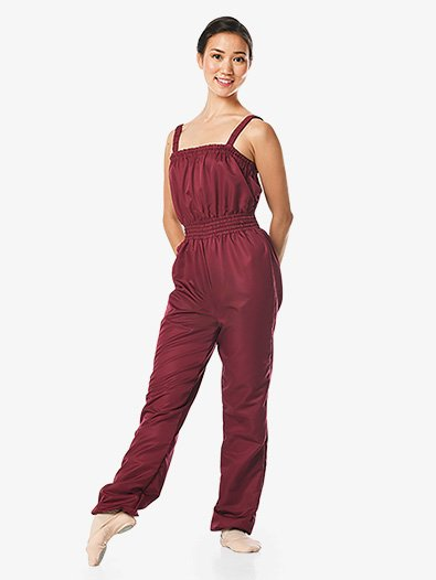 Womens Microtech Warm-up Overalls - Style No AW127