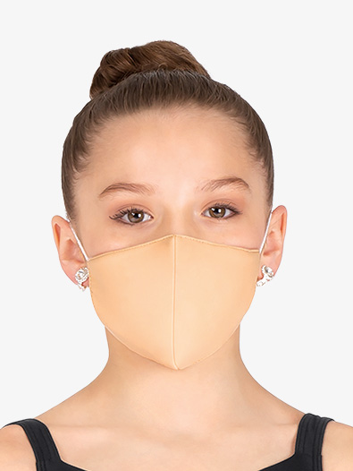 Toddler 3 Layer Face Mask - Style No MASK017T