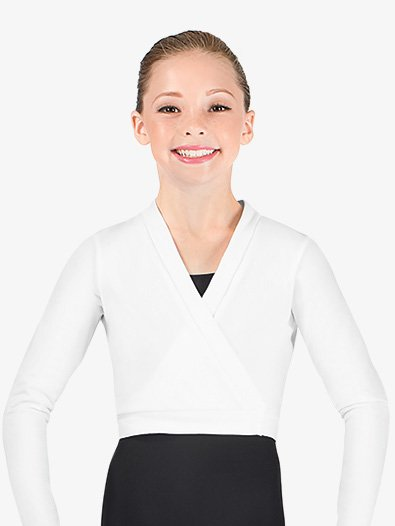 Child Wrap Top - Style No TH5514C